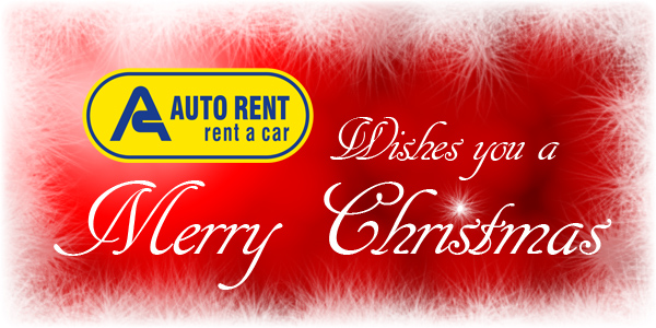 Happy Holidays from Auto Rent